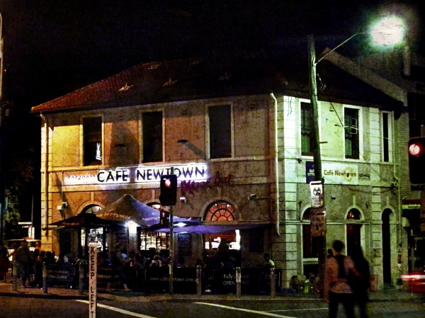 Cafe Newtown