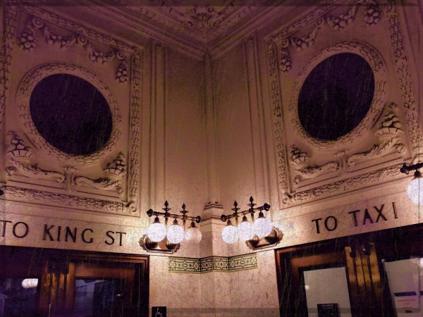 Seattle - King Street Station
