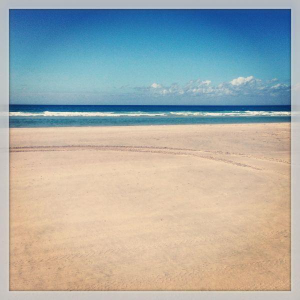 Stradbroke - Flinders Beach Instagram