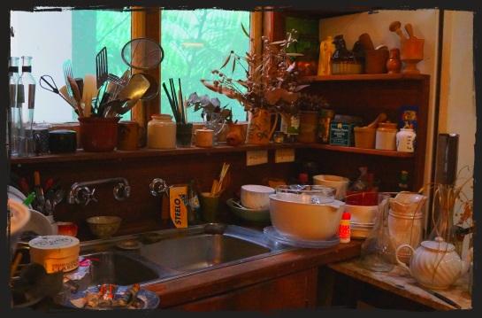 Kitchen 2 - Margaret Olley House