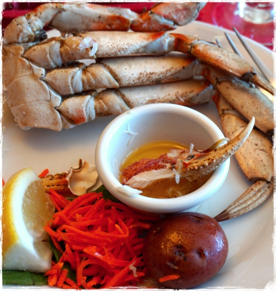 3  Crab lunch - 26 Sep 2014