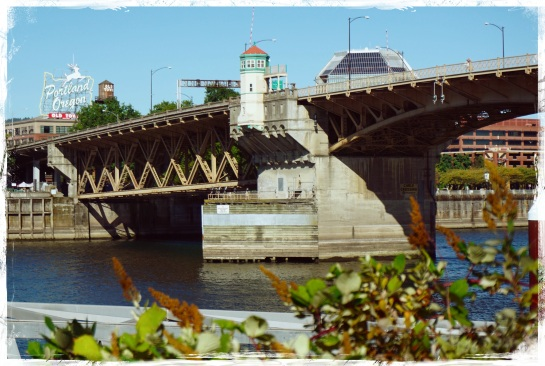 Bridge and river walk - Portland 20 Sep 2014