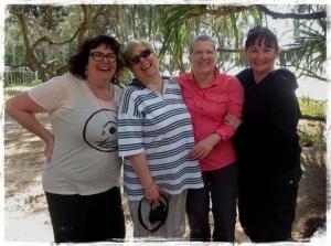 Cylinder Beach picnic - 6 Sept 2014