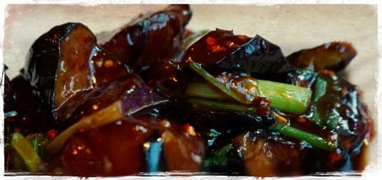 Eggplant - City Chopsticks SF