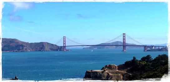 Golden Gate Bridge 2 - 17 Sept 2014