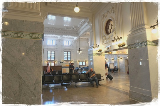 King St Station - Seattle - 20 Sep 2014