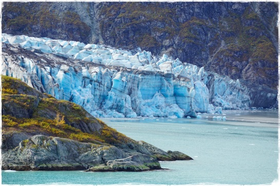 Lamplugh Glacier - Glacier Bay - 25 Sept 2014