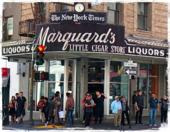 Marquards Cigar Store - San Francisco