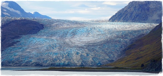 Reid Glacier - 25 September 2014