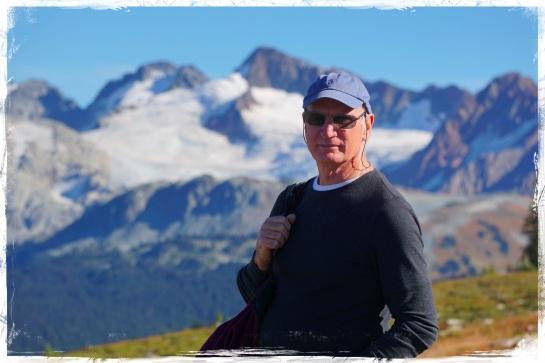 Rob - Whistler Mtn - 28 Sept 2014