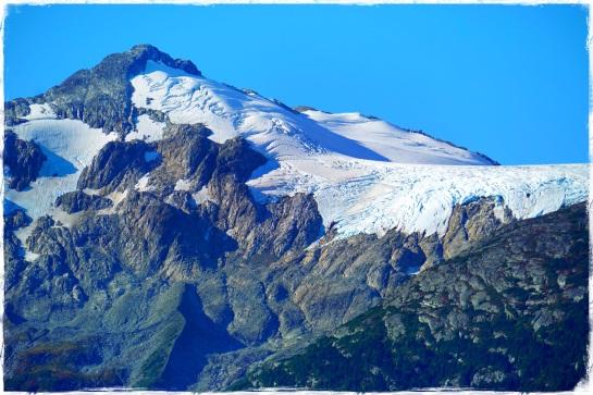 Skagway glacial landscape