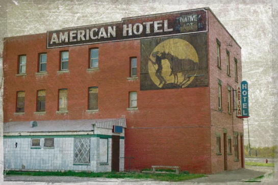 American Hotel - Fort Macleod