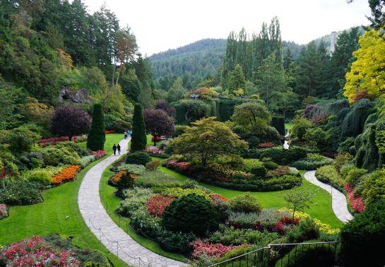 Butchart Gardens 14
