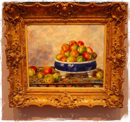 Camille Pissarro - Apples