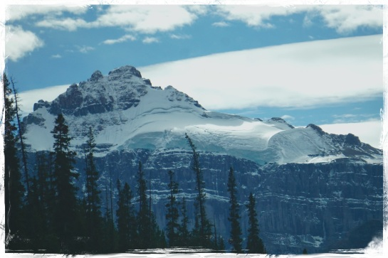 cloudscapes - Jasper to Banff