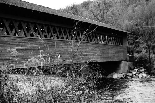 Covered bridge - Bennington VT