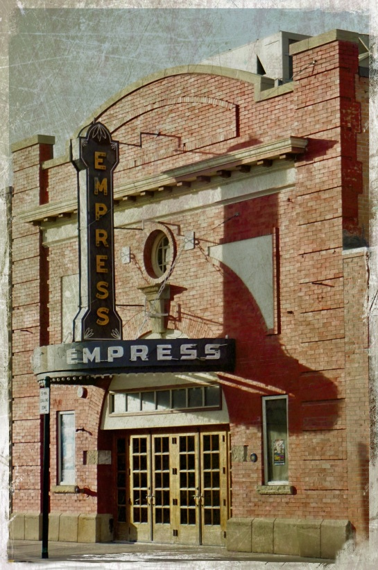 Empress Theatre - Fort Macleod