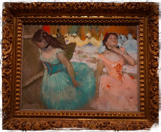 Entrance of the Masked Dancers - Degas