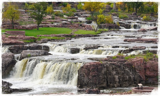 Falls Park - Sioux Falls SD