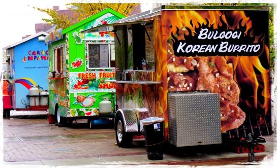 food trucks - University of Wisconsin, Madison