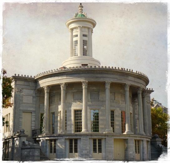 Franklin Fountain building