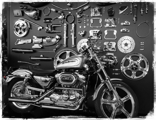 Harley-Davidson 13