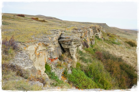 Head-Smashed-In Buffalo Jump location