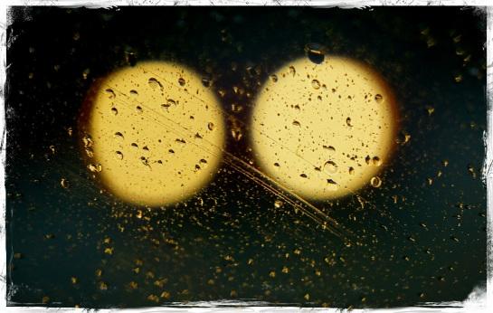 headlights in the rain 3