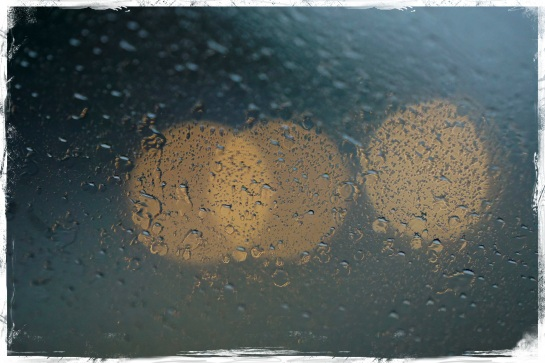 headlights in the rain 4