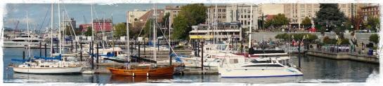 Inner Harbour - Victoria, BC