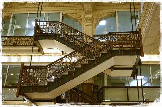 Inside the Bourse Building