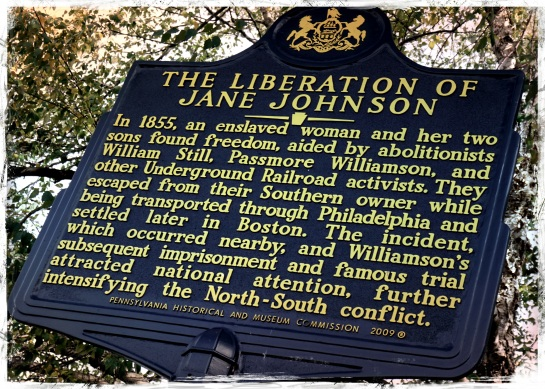 Liberation of Jane Johnson