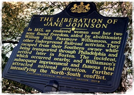 Liberation of Jane Johnson