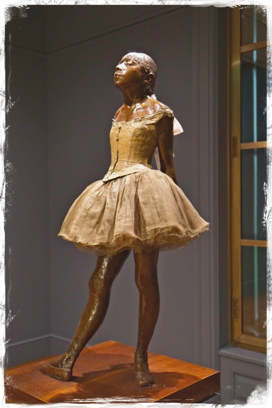 Little Dancer Aged Fourteen - Degas
