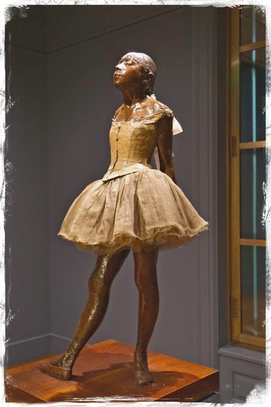 Little Dancer Aged Fourteen - Degas