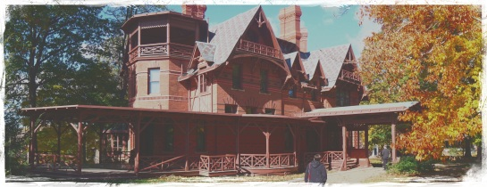 Mark Twain House and Museum - Hartford CT