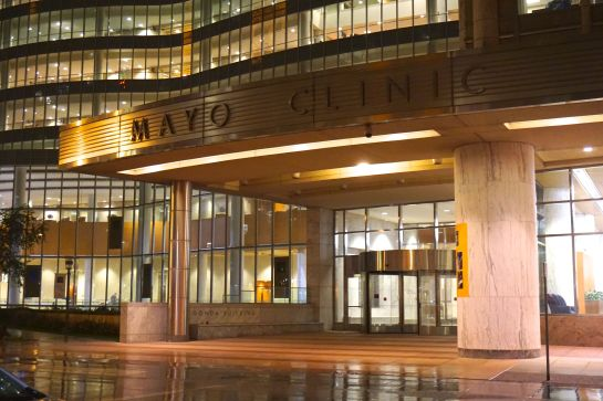 Mayo Clinic - Rochester MN