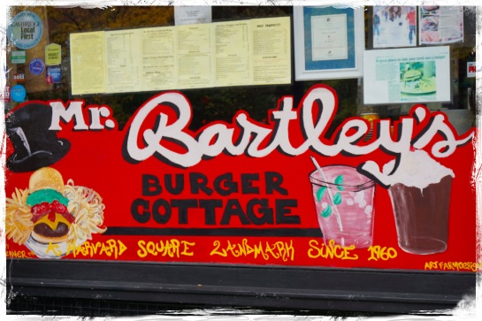 Mr Bartley's Burger Cottage