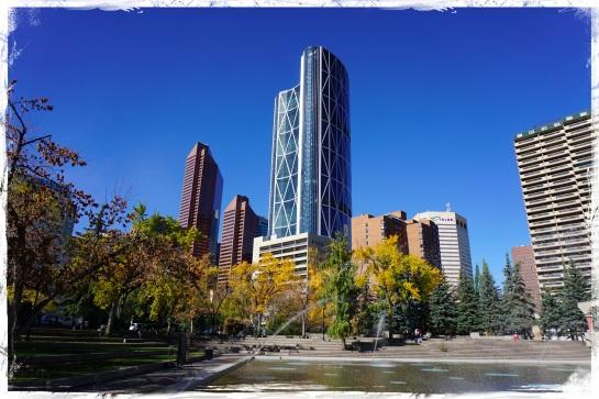Olympic Plaza - Calgary