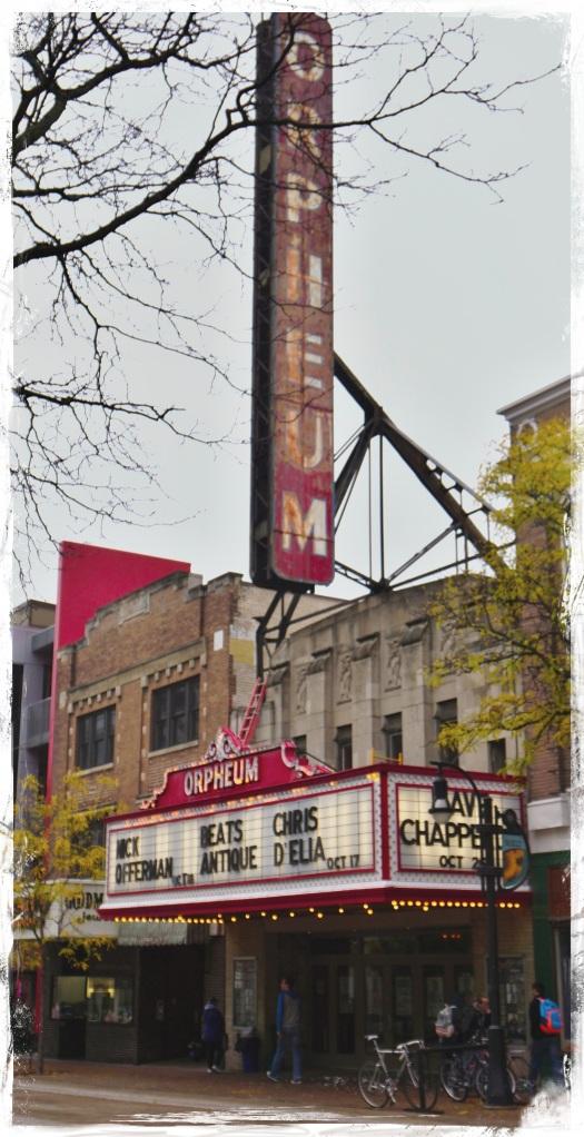 Orpheum Theatre Madison WI