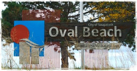 Oval Beach Saugatuck