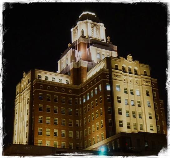 Philadelphia by night 4