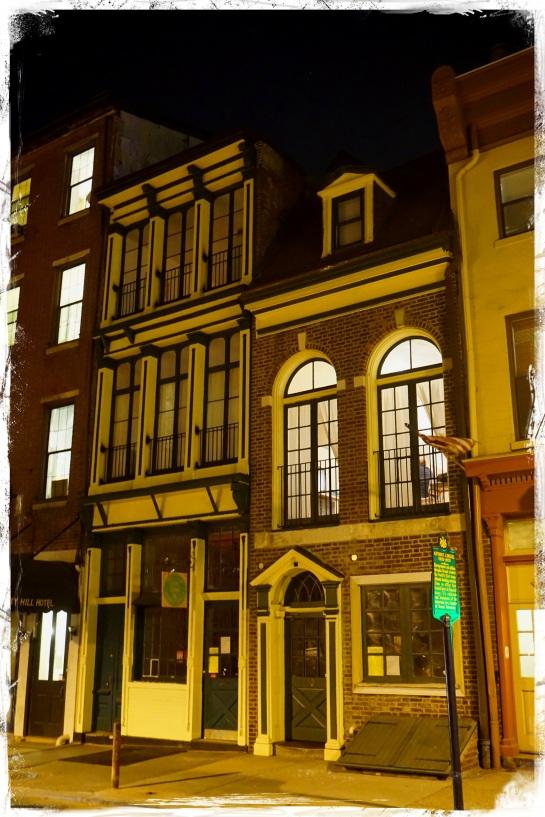 Philadelphia by night 5