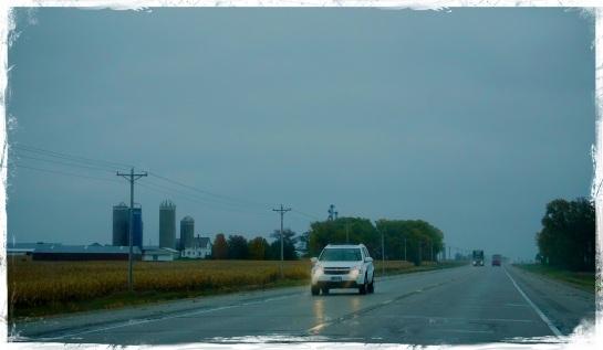 Raining - Minnesota - 13 Oct 2014