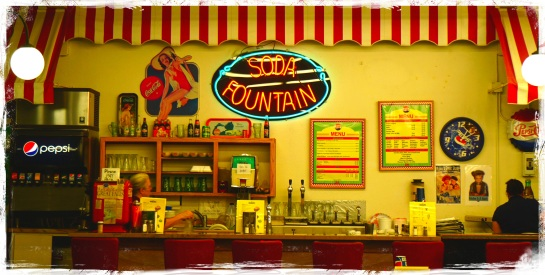 Snyder Drug - Soda Fountain - Great Falls MT