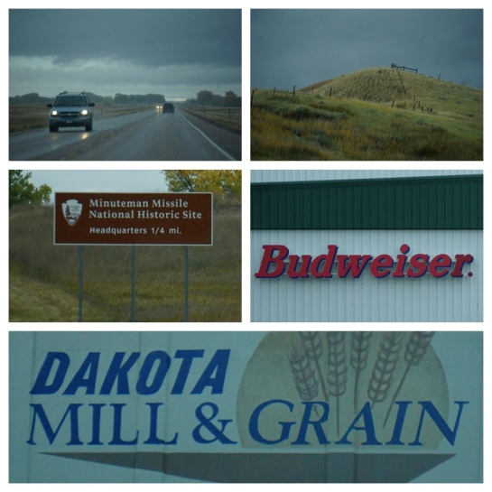 South Dakota Diptic 2