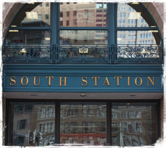 South Station, Boston