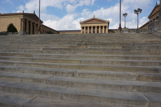 Steps - Philadelphia Museum of Art