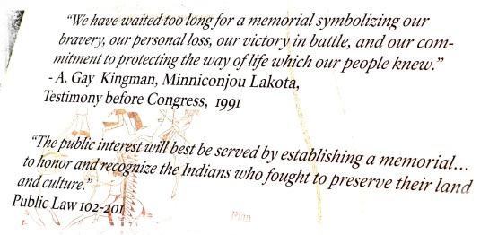 The Indian Memorial - 1991 LBH