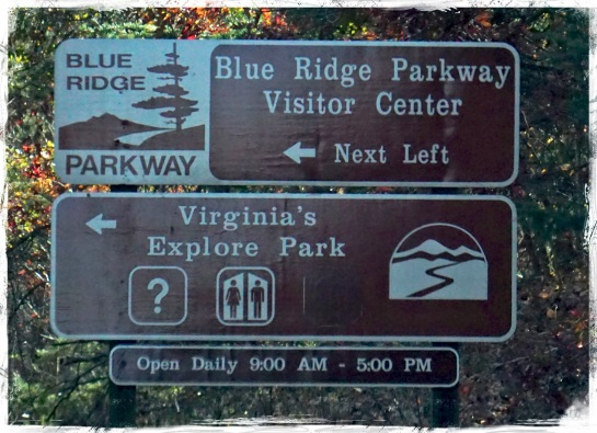 Blue Ridge Parkway Visitor Centre